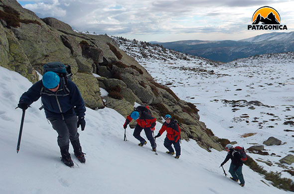 Introduction Winter Mountaineering
